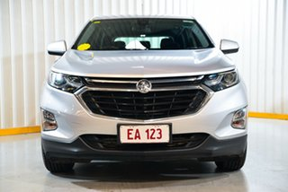 2018 Holden Equinox EQ MY18 LS+ FWD Silver 6 Speed Sports Automatic Wagon