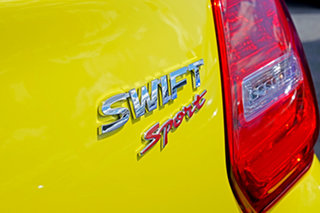 2021 Suzuki Swift AZ Series II Sport Yellow 6 Speed Manual Hatchback