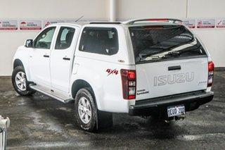 2015 Isuzu D-MAX TF MY15 LS-M HI-Ride (4x4) 5 Speed Automatic Crew Cab Utility.