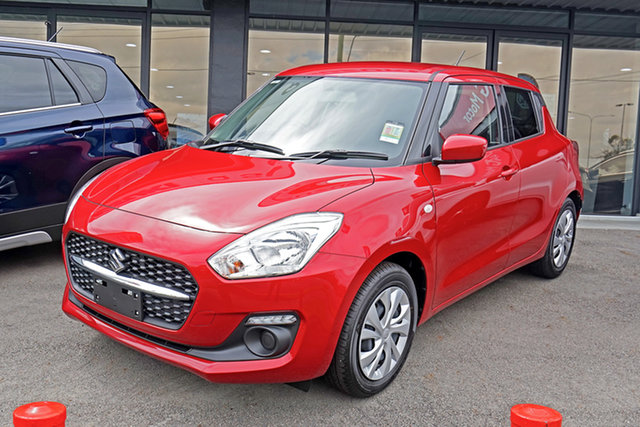 Demo Suzuki Swift AZ Series II GL Springwood, 2020 Suzuki Swift AZ Series II GL Red 1 Speed Constant Variable Hatchback