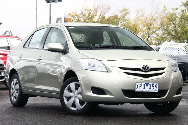 Used Toyota Yaris Essendon Fields, Ncp93r Yrs Sedan