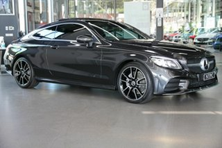 2019 Mercedes-Benz C-Class C205 809MY C200 9G-Tronic Grey 9 Speed Sports Automatic Coupe