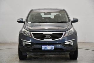 2010 Kia Sportage SL SI Vintage Blue 5 Speed Manual Wagon.
