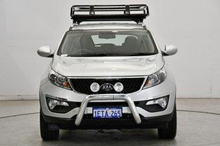 2014 Kia Sportage SL MY14 SLi AWD Machine Silver 6 Speed Sports Automatic Wagon.