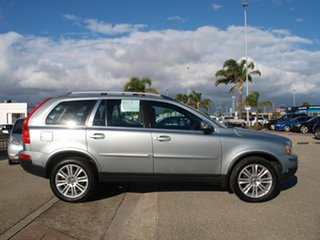 2011 Volvo XC90 P28 MY11 Executive Geartronic Silver 6 Speed Sports Automatic Wagon.