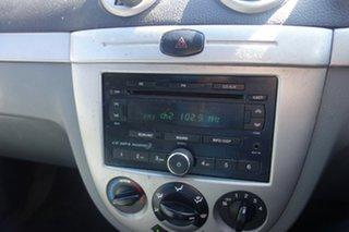 2006 Holden Viva JF White 4 Speed Automatic Hatchback