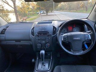 2016 Isuzu D-MAX (No Series) SX White Sports Automatic Cab Chassis