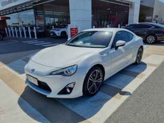 2013 Toyota 86 ZN6 GTS Pegasus White 6 Speed Manual Coupe