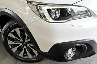 2015 Subaru Outback B6A MY16 2.5i CVT AWD Premium White 6 Speed Constant Variable Wagon.