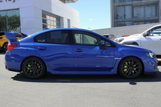 2018 Subaru WRX V1 MY19 STI AWD WR Blue Mica 6 Speed Manual Sedan.