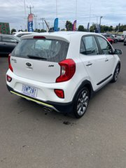2018 Kia Picanto JA MY19 AO Edition White 4 Speed Automatic Hatchback
