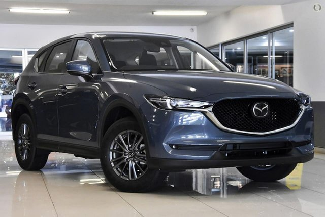 New Mazda CX-5 KF2W7A Maxx SKYACTIV-Drive FWD Sport East Maitland, 2020 Mazda CX-5 KF2W7A Maxx SKYACTIV-Drive FWD Sport Grey 6 Speed Sports Automatic Wagon