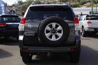 2012 Toyota Landcruiser Prado KDJ150R GXL Grey 5 Speed Sports Automatic Wagon