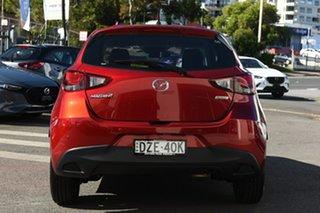 2018 Mazda 2 DJ2HAA Neo SKYACTIV-Drive Soul Red Crystal 6 Speed Sports Automatic Hatchback