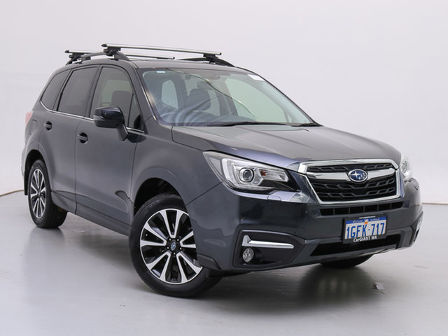 Used Subaru Forester MY16 2.5I-S, 2017 Subaru Forester MY16 2.5I-S Grey Continuous Variable Wagon