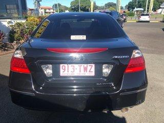 2006 Honda Accord 7th Gen MY06 VTi Black 5 Speed Automatic Sedan