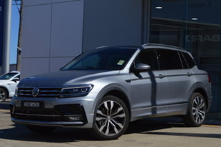 2020 Volkswagen Tiguan 5N MY21 162TSI Highline DSG 4MOTION Allspace K2k2 7 Speed