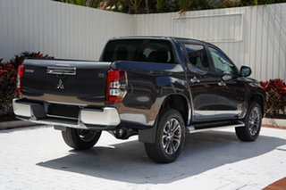 2021 Mitsubishi Triton MR MY21 GLS Double Cab Graphite Grey 6 Speed Manual Utility