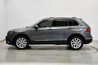 2018 Volkswagen Tiguan 5N MY18 140TDI DSG 4MOTION Highline Grey 7 Speed Sports Automatic Dual Clutch.