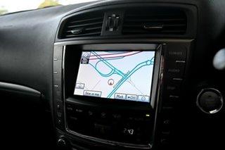 2012 Lexus IS GSE20R MY11 IS250 Prestige Grey 6 Speed Sports Automatic Sedan