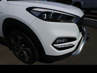 2016 Hyundai Tucson TLE Elite R-Series (AWD) White 6 Speed Automatic Wagon