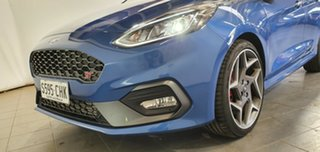 2020 Ford Fiesta WG 2020.25MY ST Perform Blue/black 6 Speed Manual Hatchback