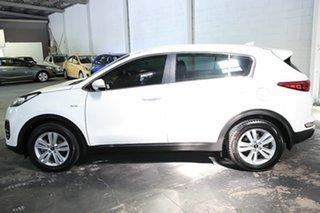 2016 Kia Sportage QL MY16 Si AWD White 6 Speed Sports Automatic Wagon