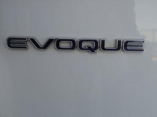 2013 Land Rover Range Rover Evoque SD4 Polar White & Black Roof 8 Speed Automatic Wagon