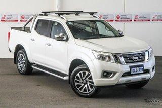 2017 Nissan Navara D23 Series II ST-X (4x4) 7 Speed Automatic Dual Cab Utility.