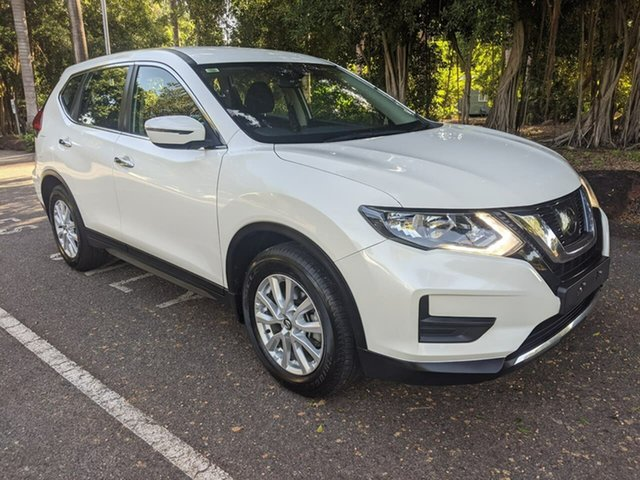 Used Nissan X-Trail T32 Series II ST X-tronic 2WD Stuart Park, 2018 Nissan X-Trail T32 Series II ST X-tronic 2WD White 7 Speed Constant Variable Wagon