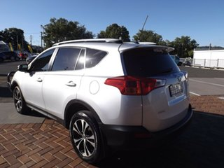 2014 Toyota RAV4 ALA49R MY14 Cruiser AWD Silver 6 Speed Sports Automatic Wagon