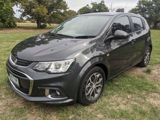 2018 Holden Barina TM MY18 LS Grey 6 Speed Automatic Hatchback.