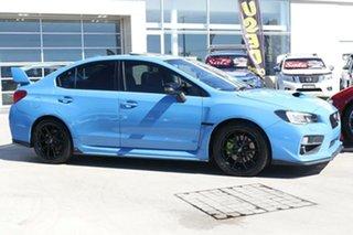 2015 Subaru WRX V1 MY16 Hyper Blue Lineartronic AWD Hyper Blue 8 Speed Constant Variable Sedan.