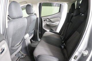 2016 Mitsubishi Triton MQ MY16 GLS (4x4) Grey 6 Speed Manual Dual Cab Utility