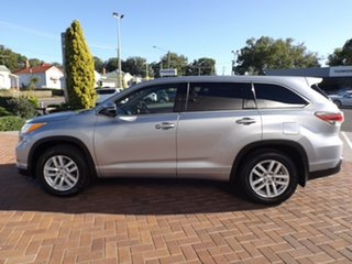 2015 Toyota Kluger GSU55R GX AWD 6 Speed Sports Automatic Wagon