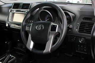 2017 Toyota Landcruiser Prado GRJ150R GXL White 6 Speed Sports Automatic Wagon