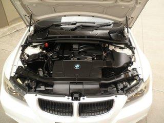 2007 BMW 3 Series E90 320i Steptronic Executive Alpinweiss 6 Speed Automatic Sedan