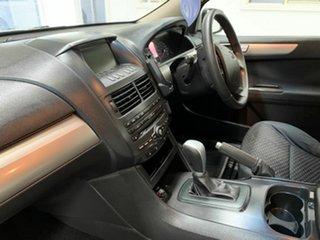 2009 Ford Falcon FG XT Silver 4 Speed Sports Automatic Sedan