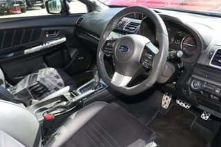 2015 Subaru WRX V1 MY16 Hyper Blue Lineartronic AWD Hyper Blue 8 Speed Constant Variable Sedan