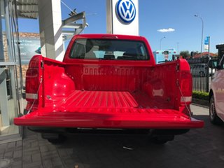 2020 Volkswagen Amarok 2H Core Tornado Red 8 Speed Automatic Dual Cab