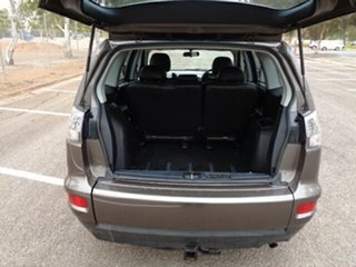 2010 Mitsubishi Outlander ZH MY11 LS 2WD Ironbark 5 Speed Manual Wagon