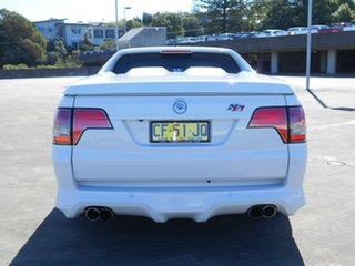 2012 Holden Special Vehicles Maloo E Series 3 MY12.5 R8 White 6 Speed Manual Utility