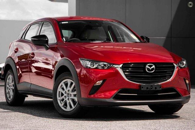 New Mazda CX-3 DK2W7A Maxx SKYACTIV-Drive FWD Sport LE East Maitland, 2021 Mazda CX-3 DK2W7A Maxx SKYACTIV-Drive FWD Sport LE Red 6 Speed Sports Automatic Wagon
