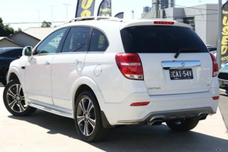 2017 Holden Captiva CG MY18 LTZ AWD Summit White 6 Speed Sports Automatic Wagon.