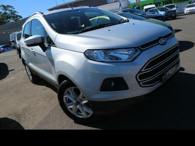 Used Ford Ecosport Kingswood, Ford 2015.5MY SUV TREND . 1.5P 6A
