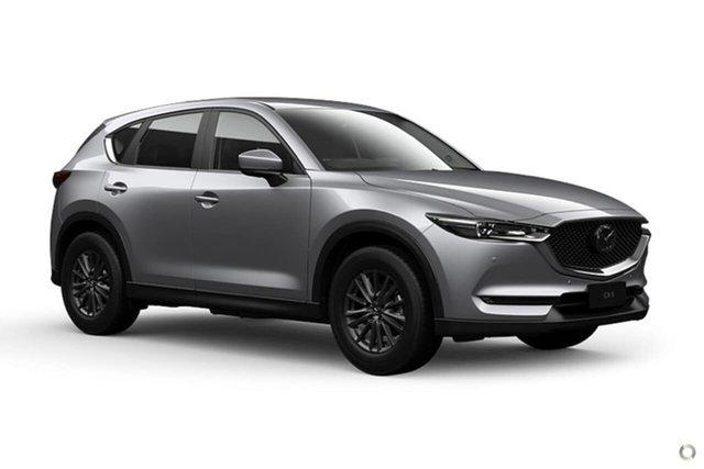 New Mazda CX-5 KF4WLA Touring SKYACTIV-Drive i-ACTIV AWD East Maitland, 2020 Mazda CX-5 KF4WLA Touring SKYACTIV-Drive i-ACTIV AWD Silver 6 Speed Sports Automatic Wagon