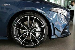2021 Mercedes-Benz A-Class V177 801+051MY A35 AMG SPEEDSHIFT DCT 4MATIC Blue 7 Speed