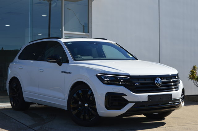 New Volkswagen Touareg CR MY21 210TDI Tiptronic 4MOTION Wolfsburg Edition Maitland, 2021 Volkswagen Touareg CR MY21 210TDI Tiptronic 4MOTION Wolfsburg Edition 0q0q 8 Speed