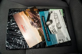 2010 Isuzu D-MAX MY10 SX 4x2 High Ride Grey 4 Speed Automatic Utility