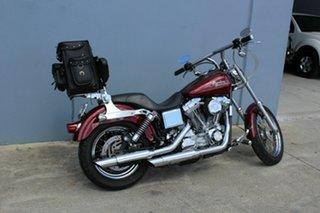 2002 Harley-Davidson FXD Dyna Super Glide 1450CC Cruiser.